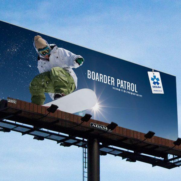 mt buller billboard